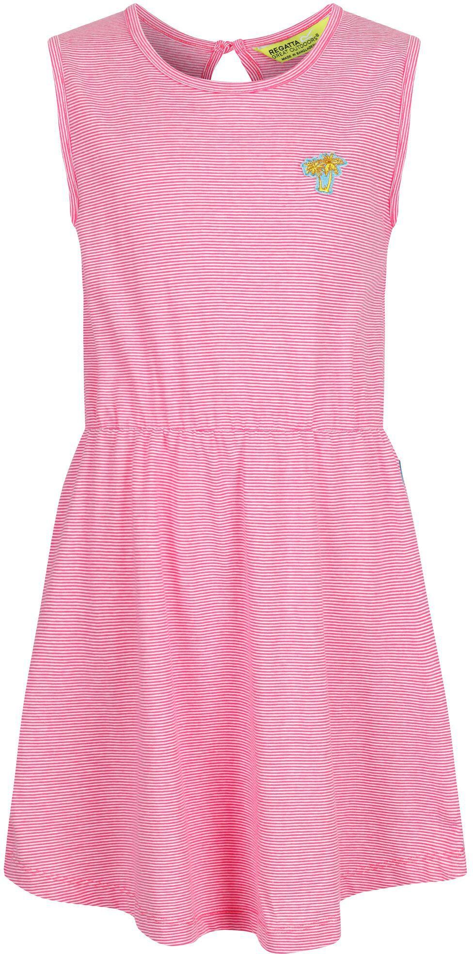 65fba0880a43 Regatta Davonna Kjole Børn pink